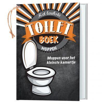 Het leukste toiletboek moppen Cadeauboeken