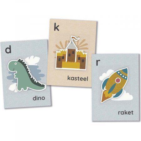 Alfabet kaarten