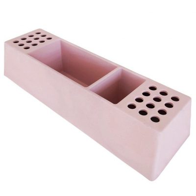 Studio Stationery Desk organizer Pens – Roze Desk organizer