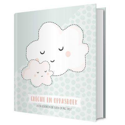 Tante Kaartje Mijn creche en oppas invulboek – Mint Creche & oppasboek