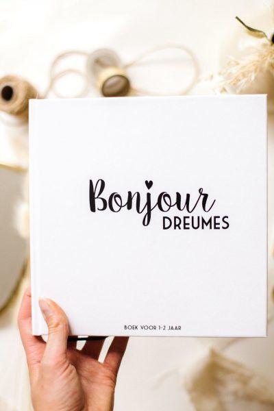 Bonjour to you – Dreumes boek 1 tot 2 jaar Opgroeiboek