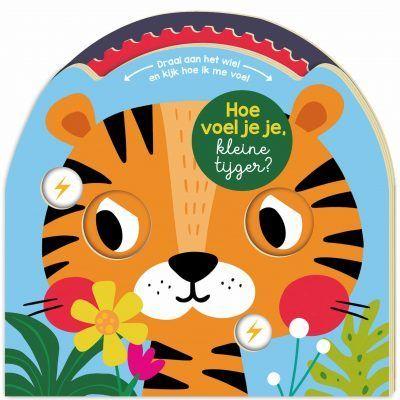 Hoe voel je je, kleine tijger? Doeboek Doeboek