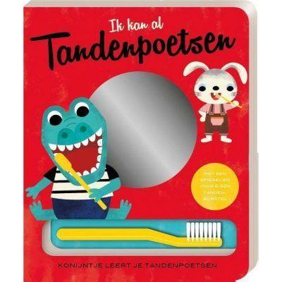 Ik kan al tandenpoetsen Cadeauboeken voor kinderen
