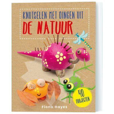 Knutselen met dingen uit de natuur Doeboek