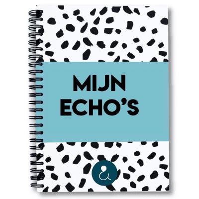 Studio Ins & Outs – Echoboekje – Lichtblauw Echoboekje