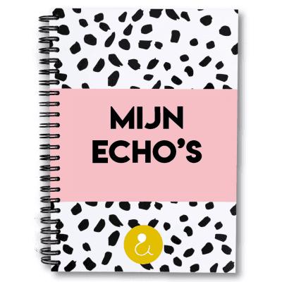 Studio Ins & Outs – Echoboekje – Roze Echoboekje