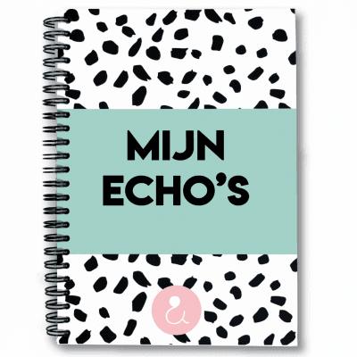 Studio Ins & Outs – Echoboekje – Mint Echoboekje