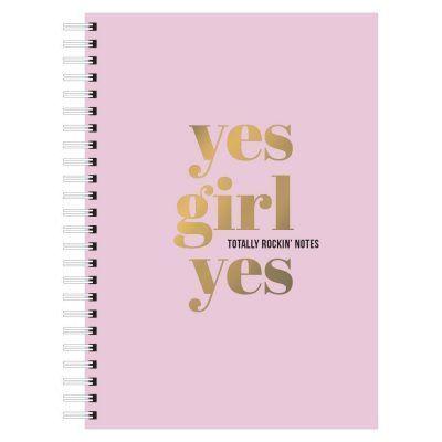 Studio Stationery Notitieboek Yes girl yes Notitieboek