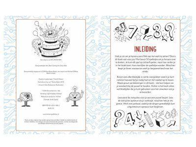 Breinbrekers voor kids – Puzzelboek Kinderboeken