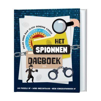 Het spionnendagboek Dagboek