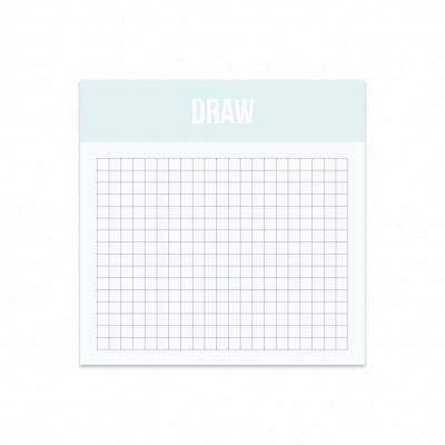 Studio Stationery Notitieblok Mini draw Collegeblokken