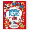Vakantiepuzzels voor kids – Puzzelboek Kinderboeken