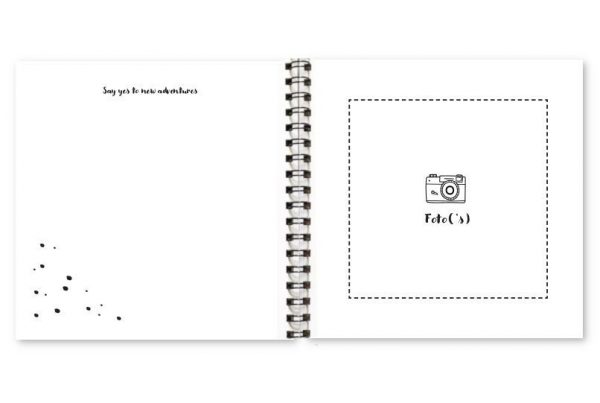 Fyllbooks Afscheidsboek collega Afscheidsboek voor collega