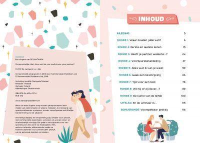 Het grote quizboek voor stellen Cadeauboek voor partner