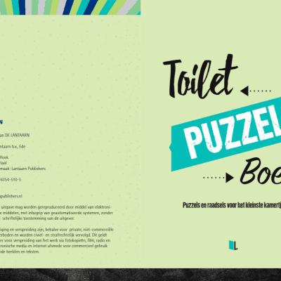 Toiletpuzzelboek Puzzelboeken