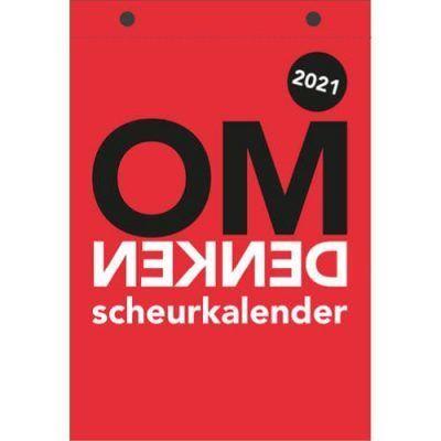 Omdenken Scheurkalender 2021 Grappige kalender