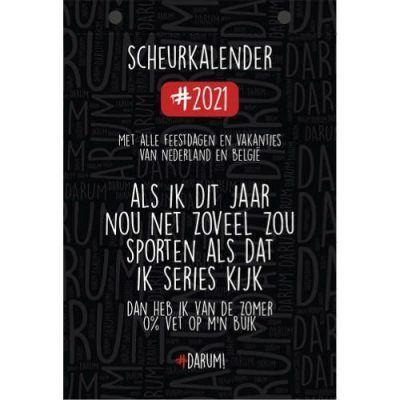 Darum Scheurkalender 2021 Darum! kalender