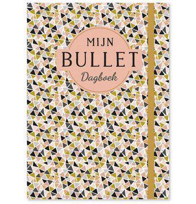 Mijn bullet dagboek – Driehoeken Dagboek voor volwassenen