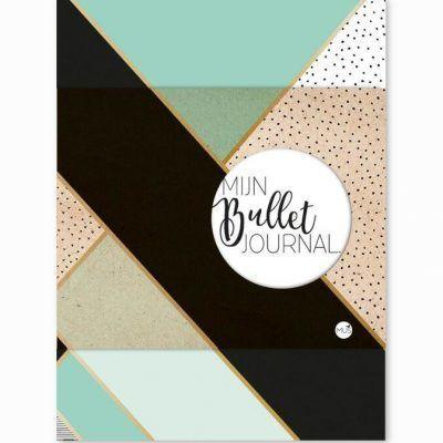 MUS Mijn Bullet Journal – Mint & goud Bullet Journal