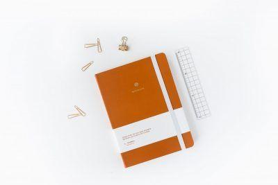 A-Journal Notitieboek – Brique Notitieboek