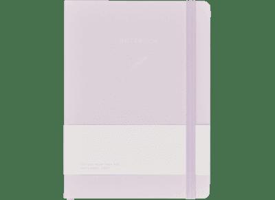 A-Journal Notitieboek – Lila Notitieboek