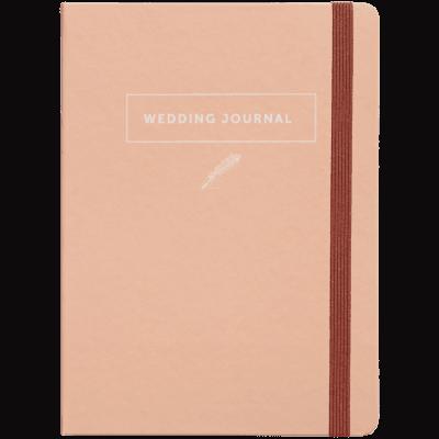 A-Journal Wedding Journal Trouwdagboek