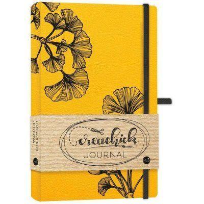 CreaChick Bullet Journal – Okergeel Boeken met gratis verzending