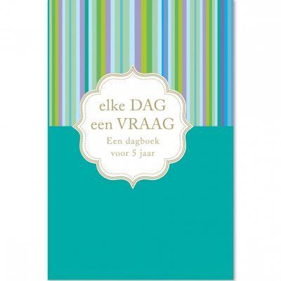 Dagboek Elke dag een vraag Dagboek