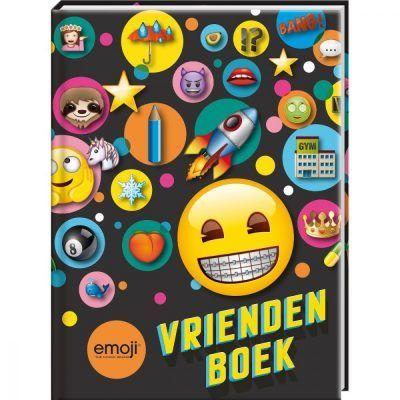 Emoji Vriendenboekje Vriendenboekje