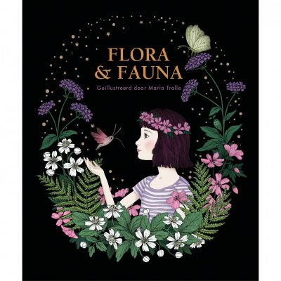 Flora & Fauna kleurboek Kleurboek dieren
