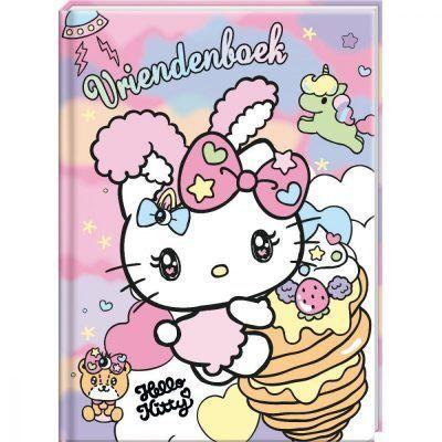 Hello Kitty Vriendenboekje Vriendenboekje