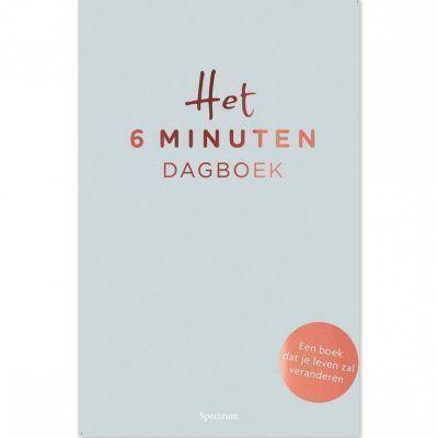 Het 6 minuten dagboek 6 minuten dagboek