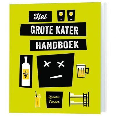 Het grote kater handboek – Spelletjesboek Cadeauboeken
