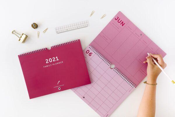 Familie kalender
