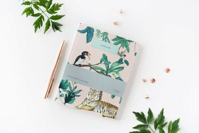 &INK Notitieboek – Jungle Notitieboek