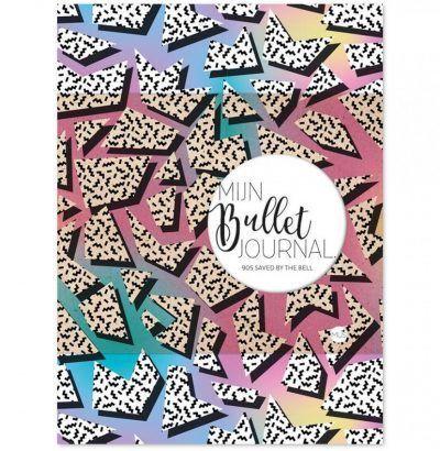 MUS Mijn Bullet Journal – 90's saved by the bell Bullet Journal