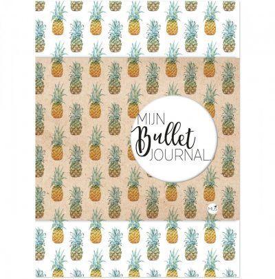 MUS Mijn Bullet Journal – Ananas Bullet Journal