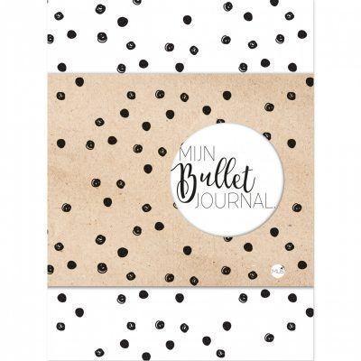 MUS Mijn Bullet Journal – Black dot Bullet Journal