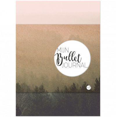 MUS Mijn Bullet Journal – Forest Bullet Journal
