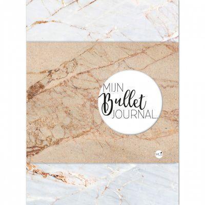 MUS Mijn Bullet Journal – Marmer Bullet Journal