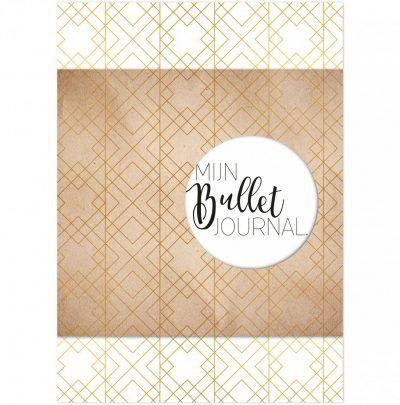 MUS Mijn Bullet Journal – Goud Bullet Journal