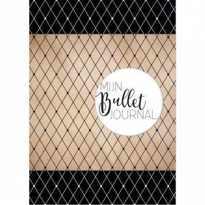 MUS Mijn Bullet Journal – Zwart Boeken in de aanbieding