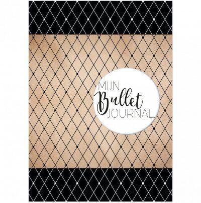MUS Mijn Bullet Journal – Zwart Bullet Journal