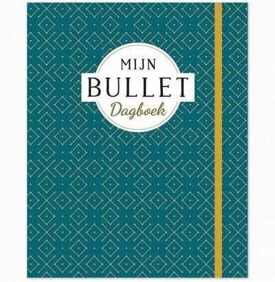 Mijn bullet dagboek – Groen Dagboek voor volwassenen