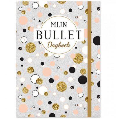 Mijn bullet dagboek – Cirkels Dagboek voor volwassenen
