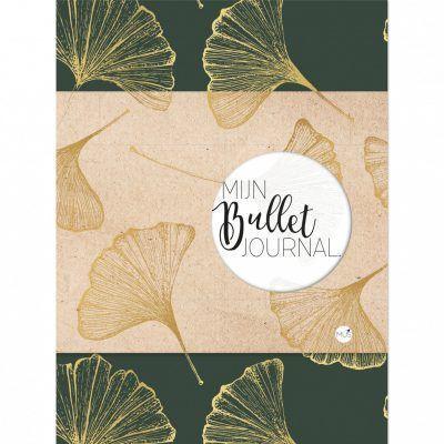 MUS Mijn Bullet Journal – Ginkgo biloba Bullet Journal