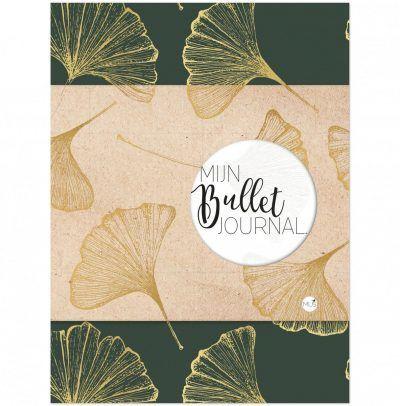 MUS Mijn Bullet Journal – Ginkgo biloba Boeken in de aanbieding
