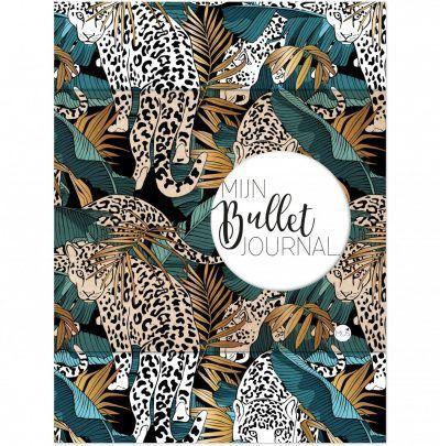 MUS Mijn Bullet Journal – Jaguar jewel Bullet Journal