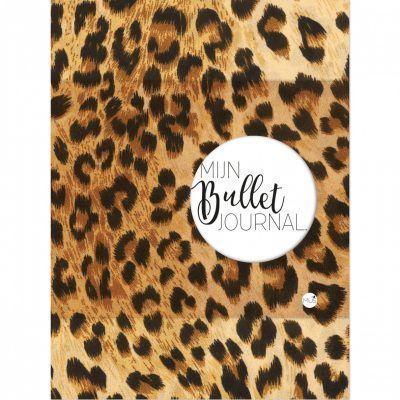 MUS Mijn Bullet Journal – Luipaardprint Bullet Journal