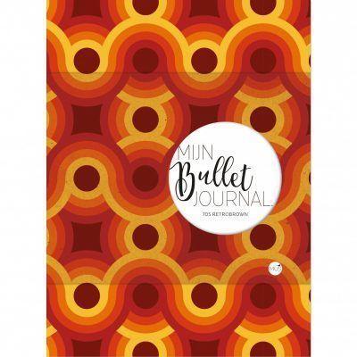 MUS Mijn Bullet Journal – 70's retrobrown Bullet Journal